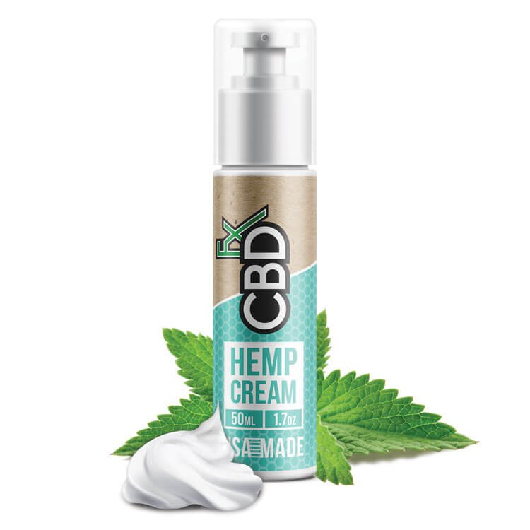 CBDFX - CBD Cream – 150mg (50 ml)