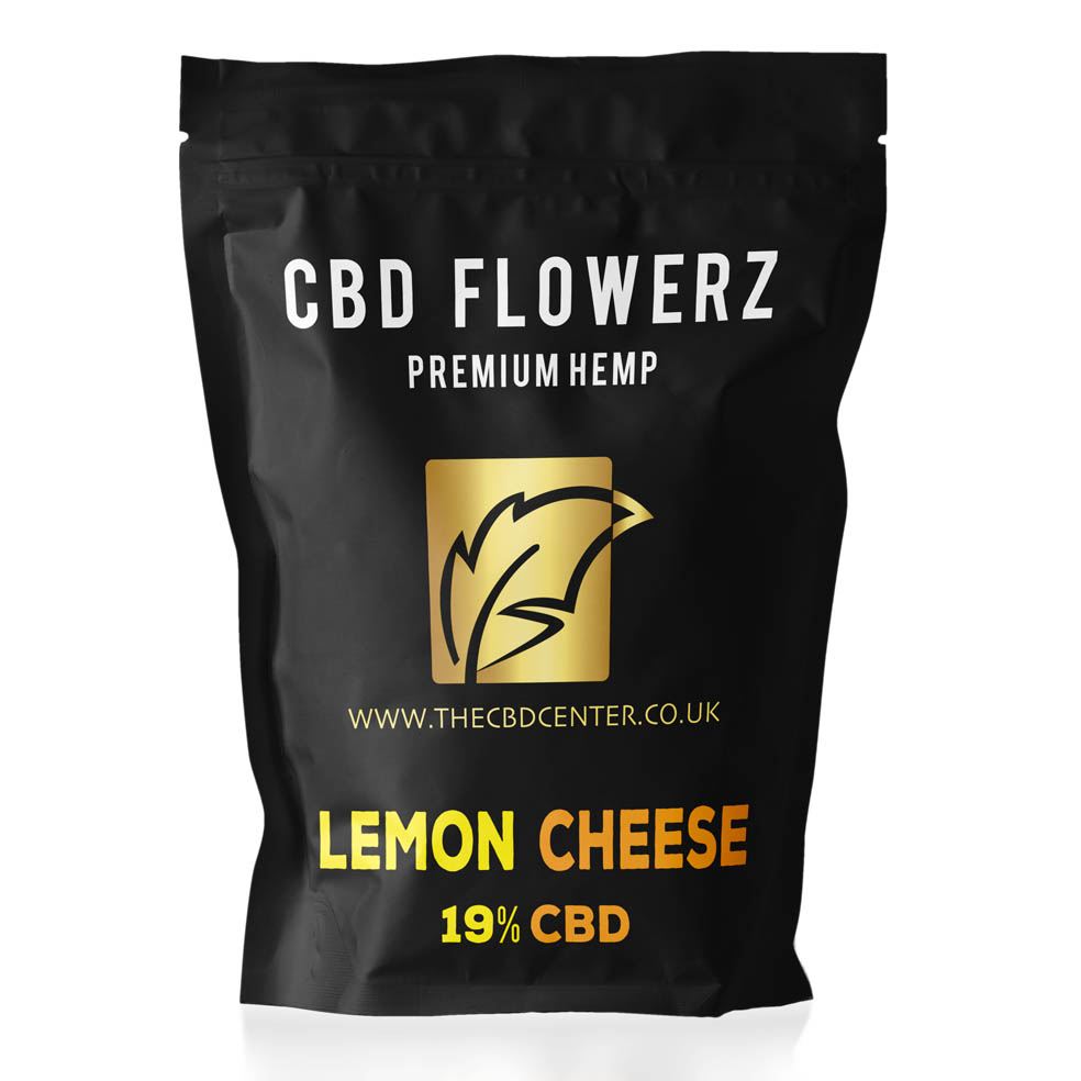 Lemon Cheese CBD Budz  - 19% CBD